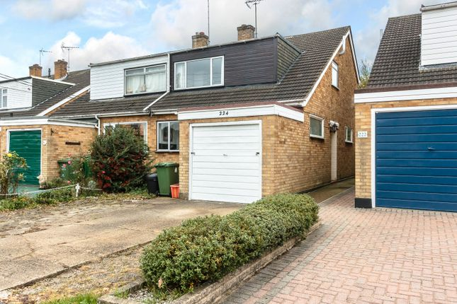 Thumbnail Semi-detached house for sale in Perry Street, Billericay