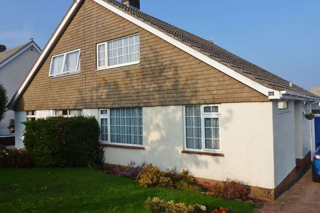 3 bed semi-detached house for sale in Mendip Road, Torquay