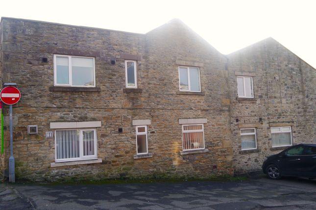 Thumbnail Flat to rent in Ritsons Court, Blackhill, Consett