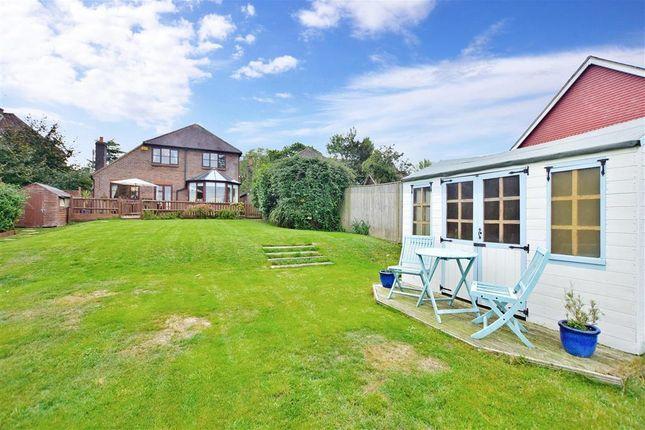 Rear Garden of Billingshurst Road, Ashington, West Sussex RH20