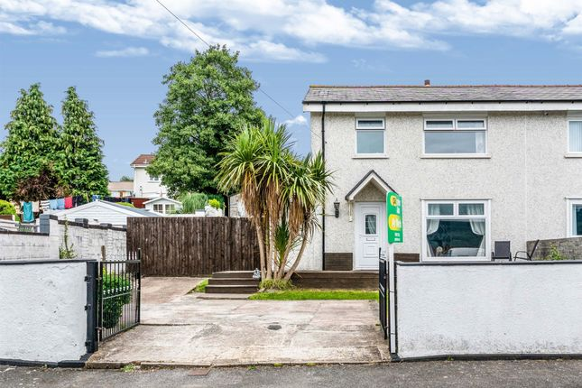 Thumbnail Semi-detached house for sale in Jowett Avenue, Merthyr Tydfil