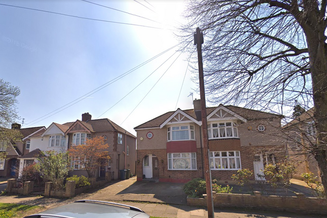 Thumbnail Semi-detached house to rent in Somervell Road, Harrow, London