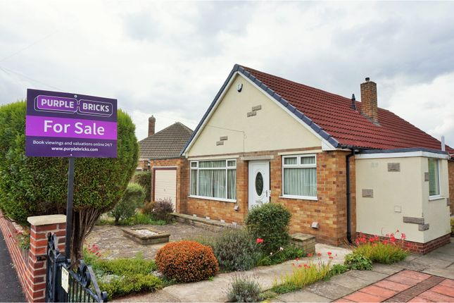 Thumbnail Detached bungalow for sale in The Boulevard, Doncaster