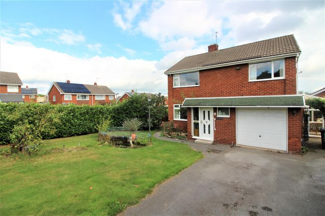 4 bed detached house for sale in Treweryn Close, Llay, Wrexham LL12