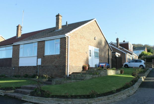 Thumbnail Semi-detached bungalow for sale in Wiltshire Road, Skelton-In-Cleveland, Saltburn-By-The-Sea