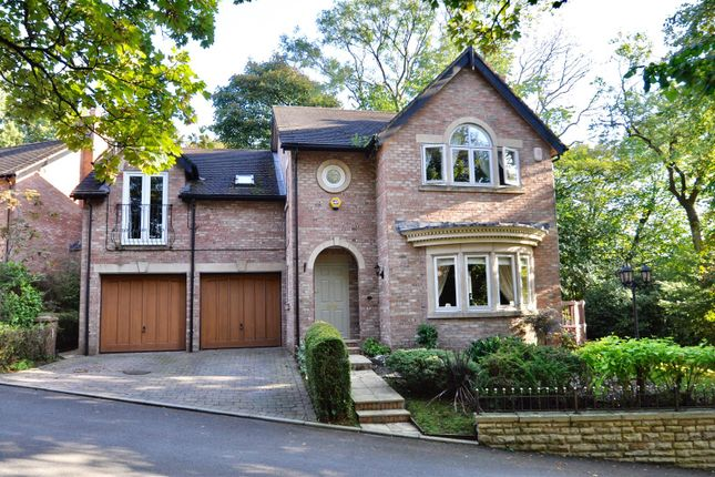 Thumbnail Detached house for sale in Moorland Fold, Stalybridge
