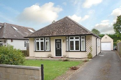 Thumbnail Detached bungalow to rent in Steventon Road, Drayton, Abingdon