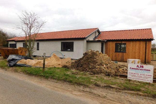 Thumbnail Barn conversion for sale in Park Green, Wetheringsett, Stowmarket