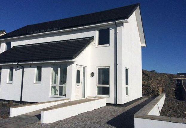 Thumbnail Semi-detached house for sale in Chalet Road, The Fairways, Portpatrick, Stranraer
