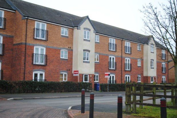 2 bed flat to rent in Pheasant Way, Cannock WS11