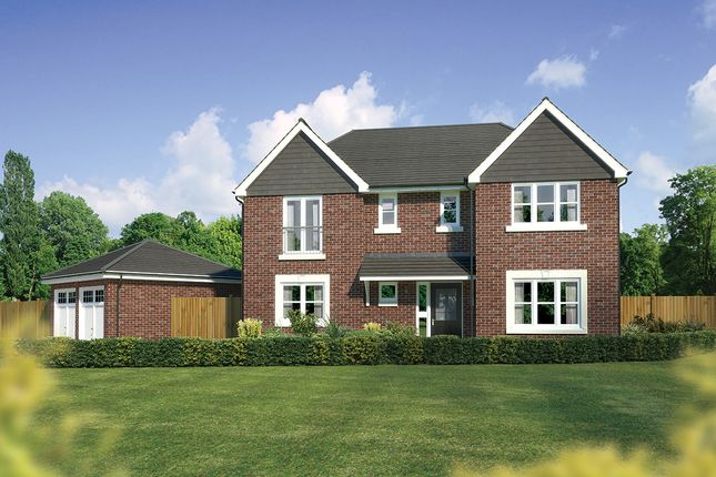 "Thumbnail Detached house for sale in ""Laurieston"" at Arrowe Park Road, Upton, Wirral"