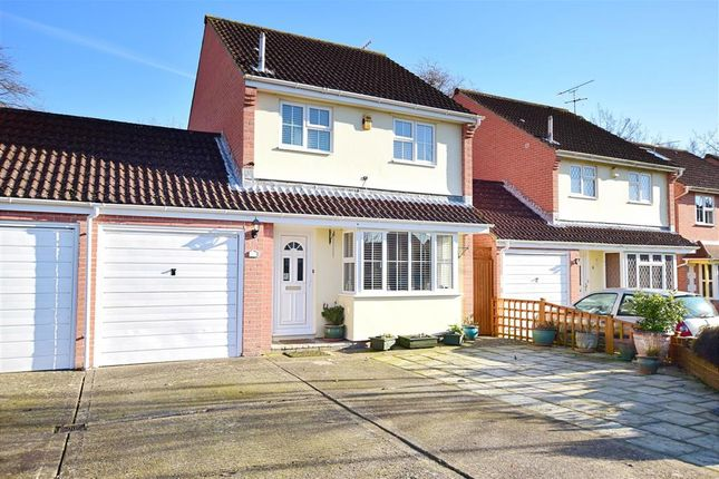 Thumbnail Detached house for sale in Juniper Close, Worthing, West Sussex