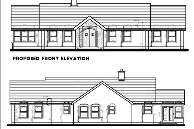 Site 1 Proposed Elevations