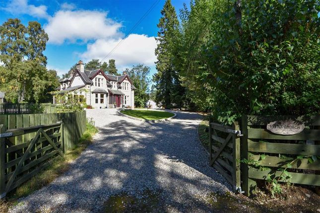 5 bed detached house for sale in Station Road, Newtonmore PH20