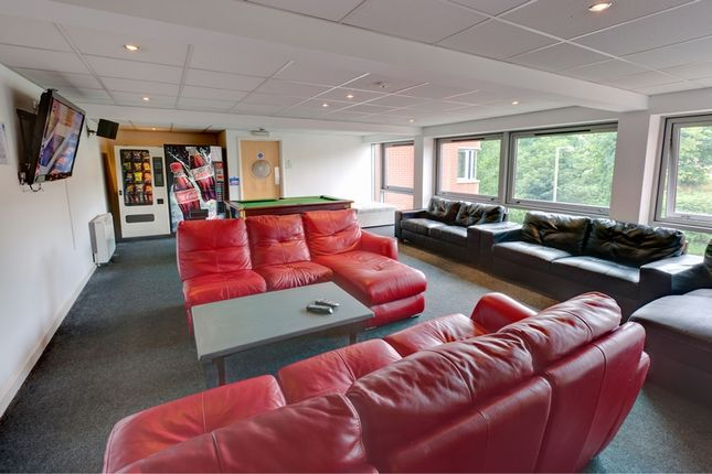 Communal Room of Central Park Avenue, Mutley, Plymouth, Devon PL4