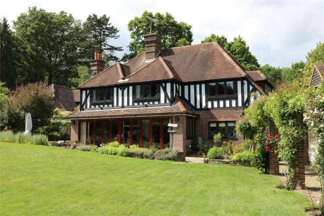 Thumbnail Detached house for sale in Wellbrook, Mayfield, East Sussex