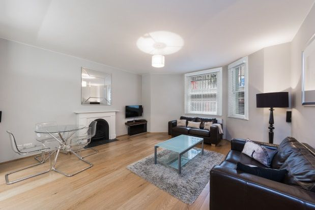 1 bed property to rent in Southwell Gardens, South Kensington
