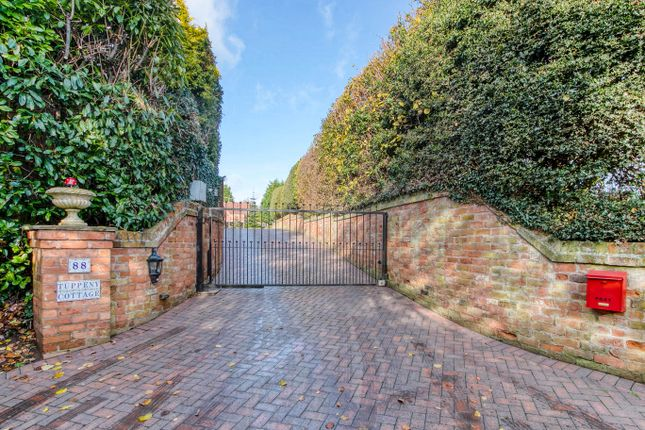 Entrance of Rocky Lane, Bournheath, Bromsgrove B61