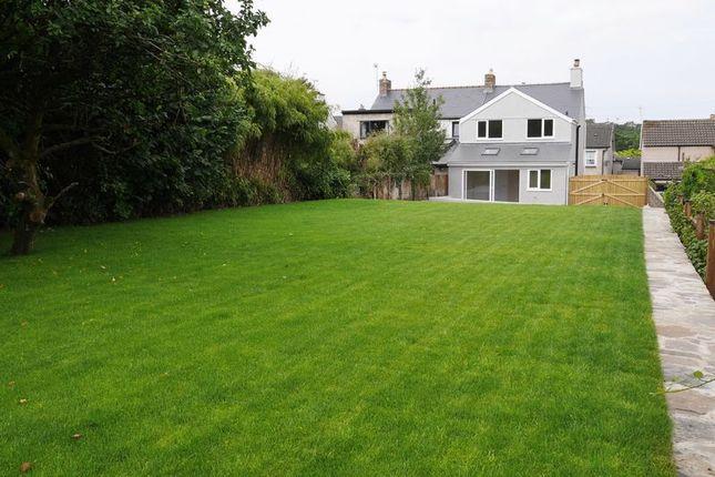 Thumbnail Semi-detached house for sale in Cowbridge Road, Brynsadler Pontyclun CF729BT