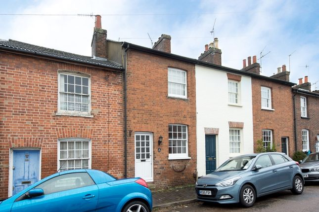 Thumbnail Terraced house to rent in Portland Street, St.Albans