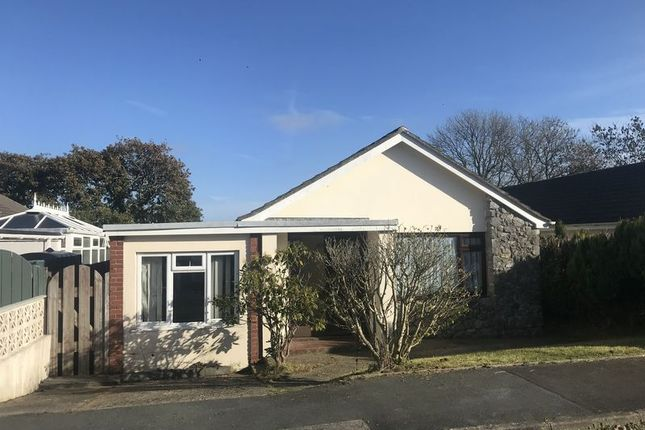 Thumbnail Bungalow to rent in Gail Rise, Llangwm, Haverfordwest