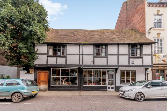 Thumbnail Flat for sale in Friar Street, Worcester, Worcestershire