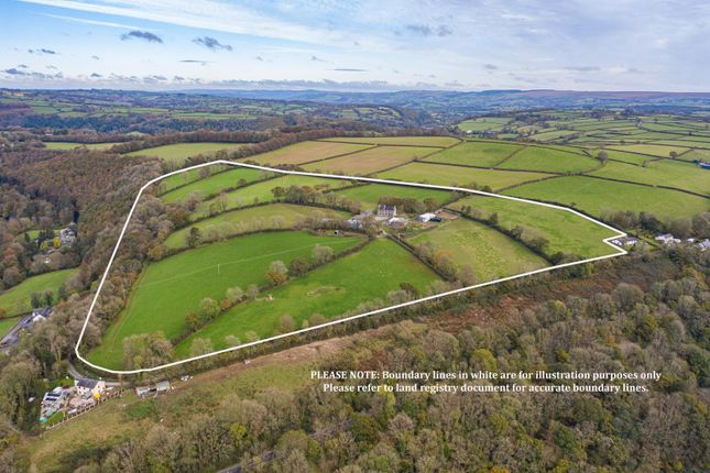 Thumbnail Land for sale in Llandysul