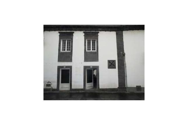 Thumbnail Detached house for sale in 9600 Ribeira Grande, Portugal