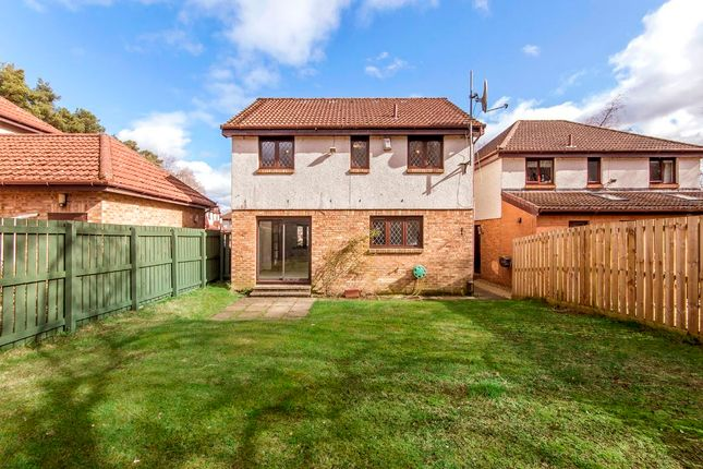 Thumbnail Detached house for sale in Balmoral Gardens, Bellsquarry, Livingston