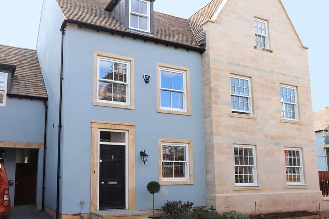Thumbnail Terraced house to rent in Hereward Place, Stamford