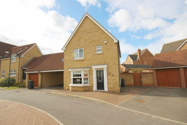 Thumbnail Detached house for sale in Crofters Walk, Great Notley, Braintree, Essex