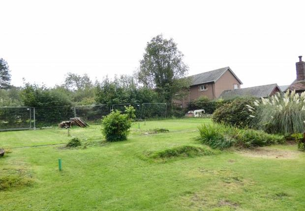 Thumbnail Land for sale in Plot Of Land, Wells Cottages, Ravenglass, Cumbria