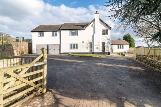 Thumbnail Detached house for sale in Valley View, Nr. Ticknall, Ashby-De-La-Zouch