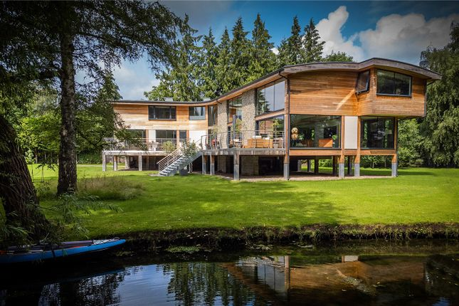 Thumbnail Detached house for sale in Mill Road, Shiplake, Henley-On-Thames, Oxfordshire
