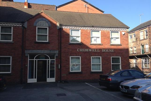 Office to let in Cromwell House, Royal Court, Brook Street, Macclesfield