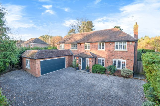 5 bed detached house for sale in Nine Mile Ride, Finchampstead, Wokingham, Berkshire