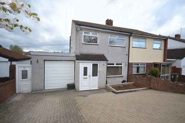 3 bed semi-detached house for sale in Woodside Road, Kingswood, Bristol