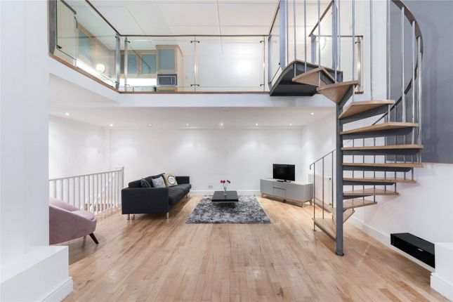 Thumbnail Flat for sale in Berners Place, London