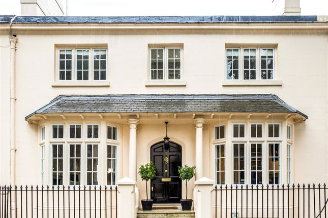 Thumbnail Terraced house for sale in Park Village West, Regent's Park, London