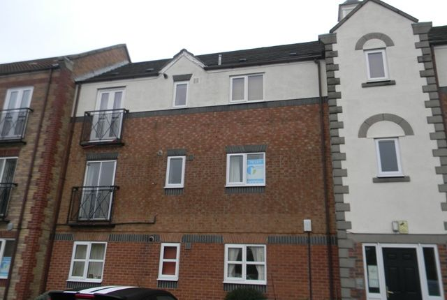Thumbnail Flat to rent in Axholme Court, Victoria Dock, Hull