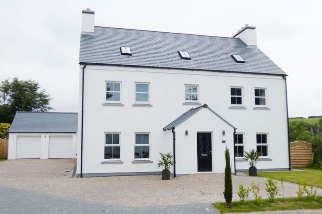 Thumbnail Detached house for sale in West Baldwin, Isle Of Man