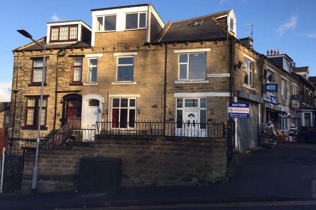 Thumbnail Terraced house to rent in Otley Road, Bradford