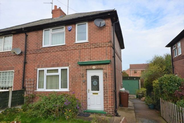Thumbnail Semi-detached house to rent in Monkhill Avenue, Pontefract