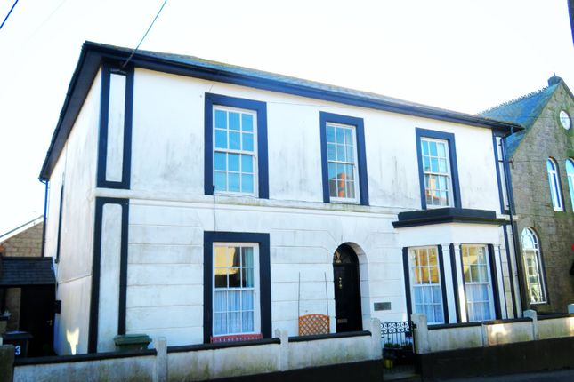 Flat for sale in Cape Cornwall Street, St. Just, Penzance