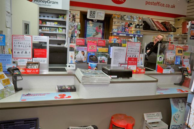 Thumbnail Retail premises for sale in Post Offices YO11, North Yorkshire