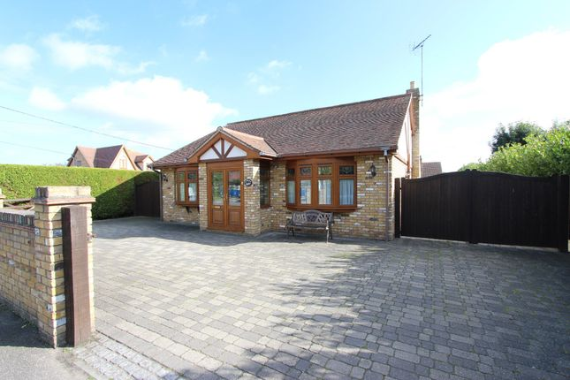 Thumbnail Detached bungalow for sale in Enfield Road, Wickford