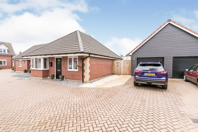 Semi-detached bungalow for sale in Rose Gardens, Dovercourt, Harwich