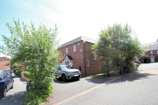 Detached house for sale in Middlewood Close, Solihull