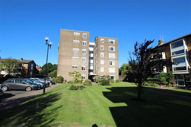 Thumbnail Flat to rent in Victoria Court, Canterbury Close, Southport