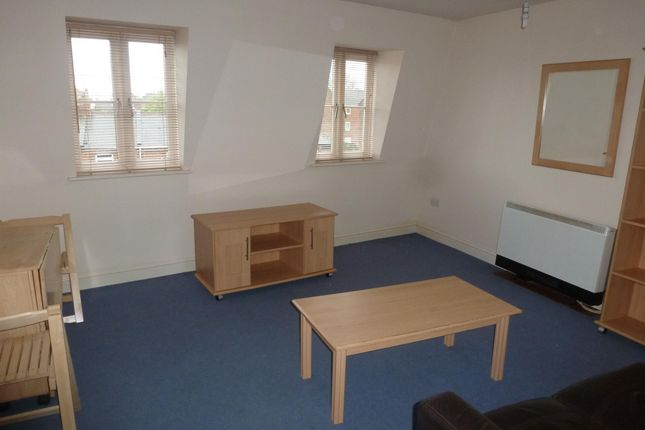 Thumbnail Flat to rent in Church View, Orange Grove, Wisbech